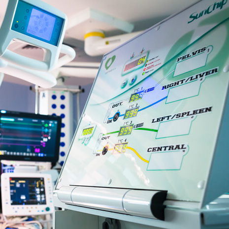 Role of Modern Technologies in Communication and Decision Making in Surgery