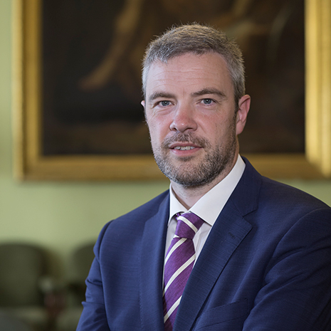 Prof Conor Shields