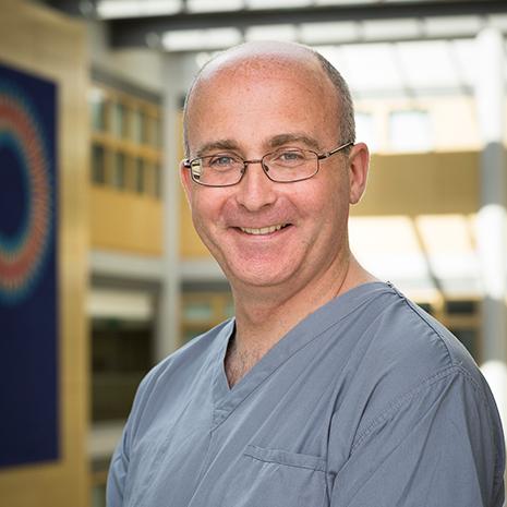 Prof Ronan Cahill